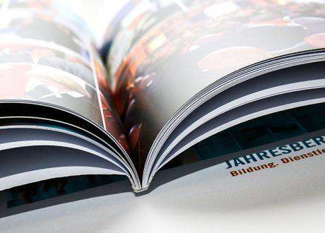 Jahresberichte der ZWH