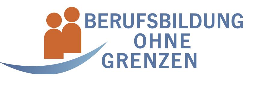 """""""Berufsbildung ihne Grenzen""""-Logo"""