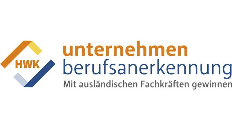 Logo des Unternehmen Berufsanerkennung