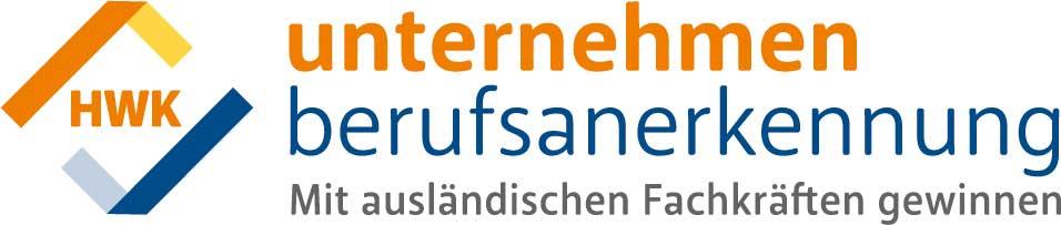 Logo Unternehmen Berufsanerkennung HWK