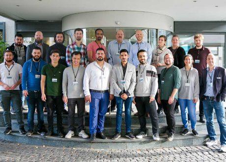Neue Botschafterinnen und Botschafter des Handwerks in Hannover
