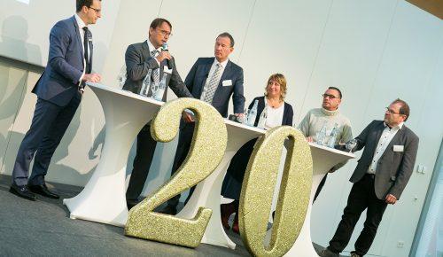ZWH-Bildungskonferenz 2018 - Podiumsdiskussion