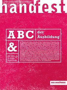 handfest - ABC der Ausbildung